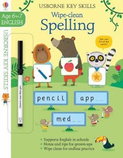 Wipe-clean Spelling 6-7 [0]