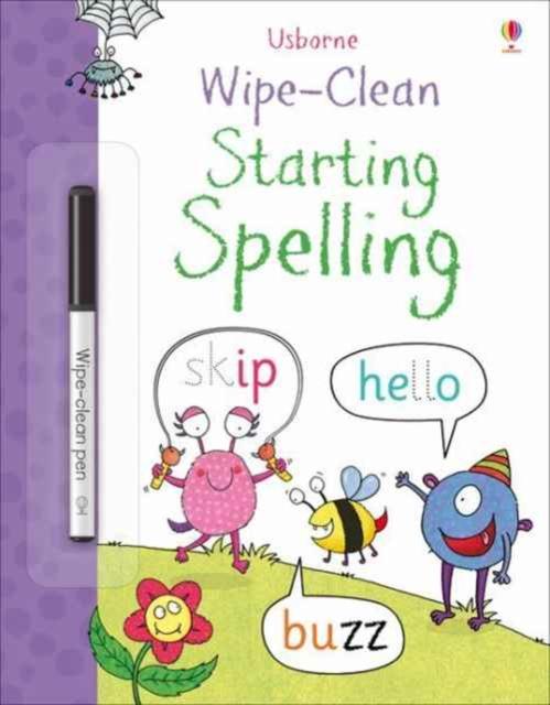 Wipe-clean Starting Spelling [0]