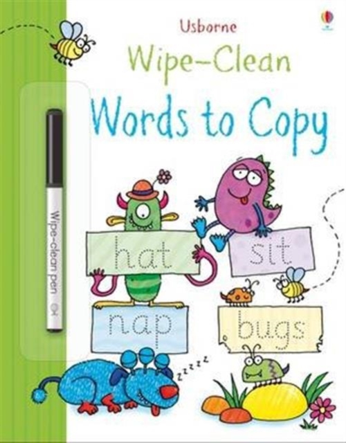 Wipe-clean Words to Copy [0]