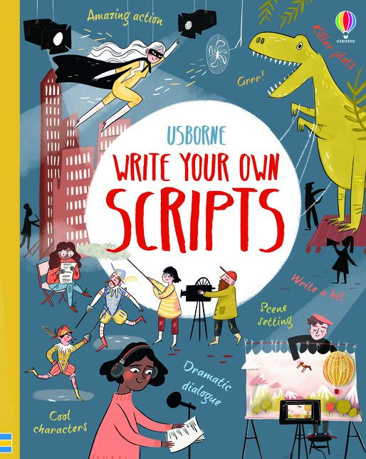 Write Your Own Scripts [0]