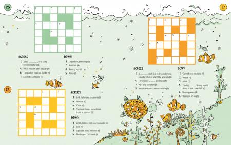 100 Children's Crosswords: Animals [1]