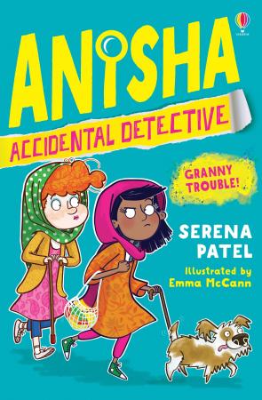Anisha, Accidental Detective: Granny Trouble [0]