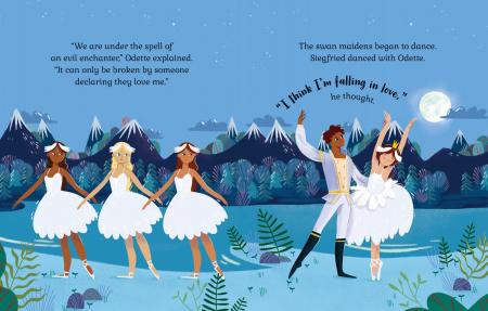 Ballet Stories for Little Children [3]