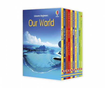 Beginners Boxset Our World - 10 book set [1]
