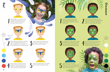 Book of Face Painting [4]