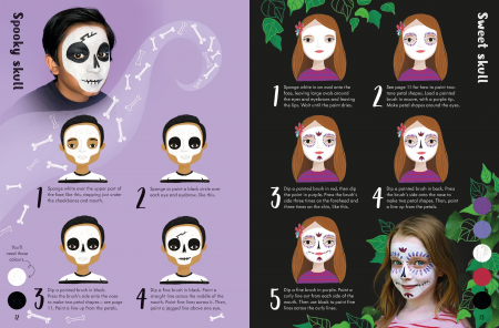 Book of Face Painting [1]
