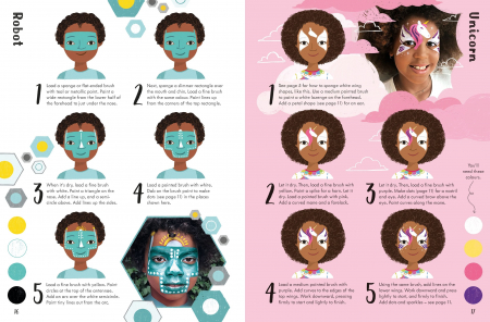 Book of Face Painting [5]