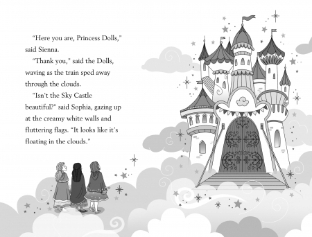 Castle in the Clouds [3]