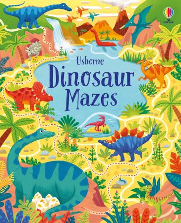 Dinosaur Mazes [0]