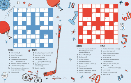 General Knowledge Crosswords [1]