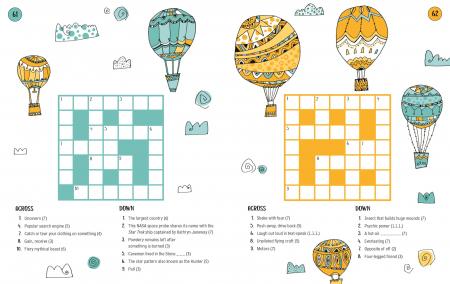 General Knowledge Crosswords [2]