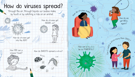 Lift-the-Flap First Questions and Answers What is a Virus? [1]
