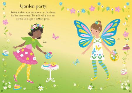 Little Sticker Dolly Dressing Parties [4]