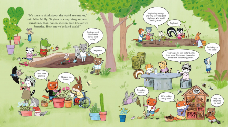 Miss Molly's School of Kindness [2]