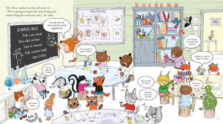 Miss Molly's School of Kindness [3]