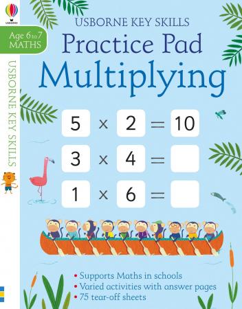 Multiplying Practice Pad 6-7 [0]