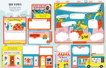 Pencil and Paper Activity Book [1]