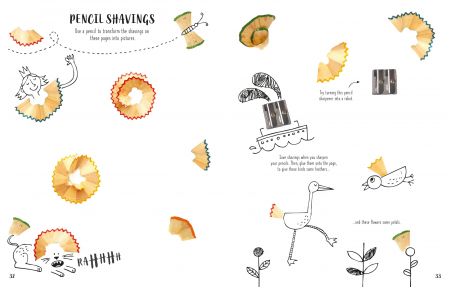 Pencil and Paper Activity Book [3]