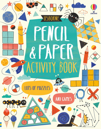 Pencil and Paper Activity Book [0]