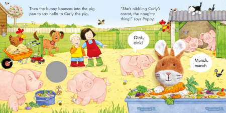 Poppy and Sam and the Bunny [3]