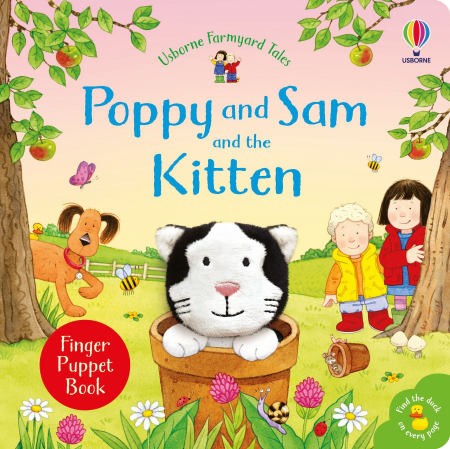 Poppy and Sam and the Kitten [0]