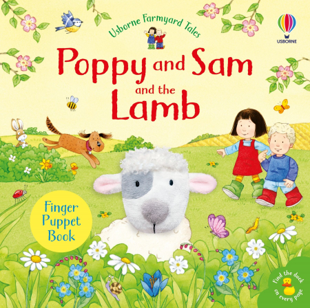 Poppy and Sam and the Lamb [0]