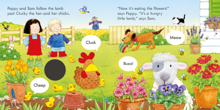 Poppy and Sam and the Lamb [4]