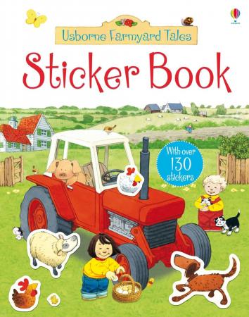 Poppy and Sam's Sticker Book [0]