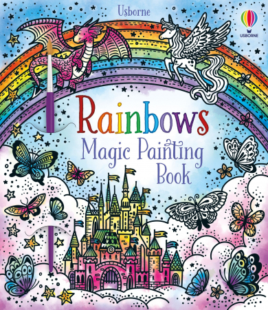 Rainbows Magic Painting Book [0]