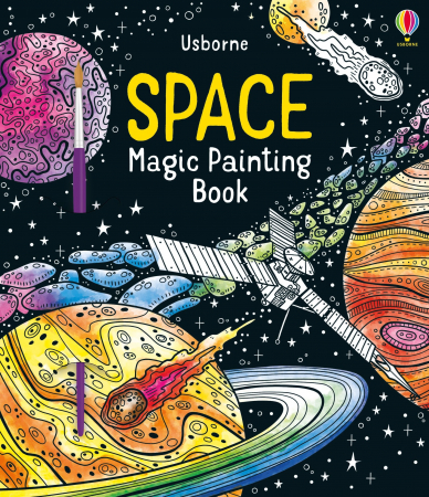 Space Magic Painting Book [0]