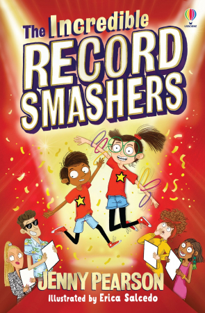 The Incredible Record Smashers [2]