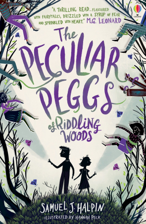 The Peculiar Peggs of Riddling Woods [0]
