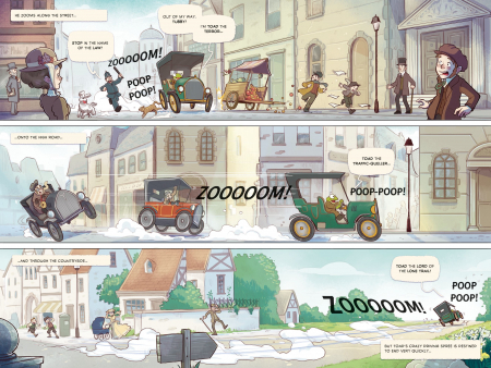 The Wind in the Willows Graphic Novel [1]