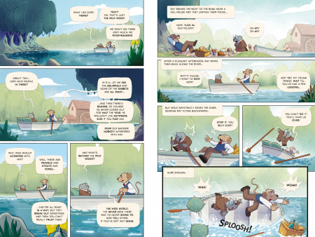 The Wind in the Willows Graphic Novel [3]