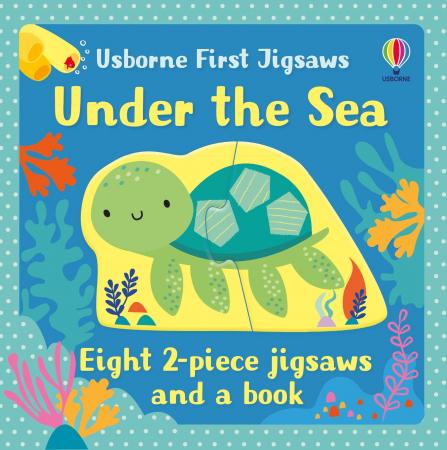 Usborne First Jigsaws: Under the Sea [0]