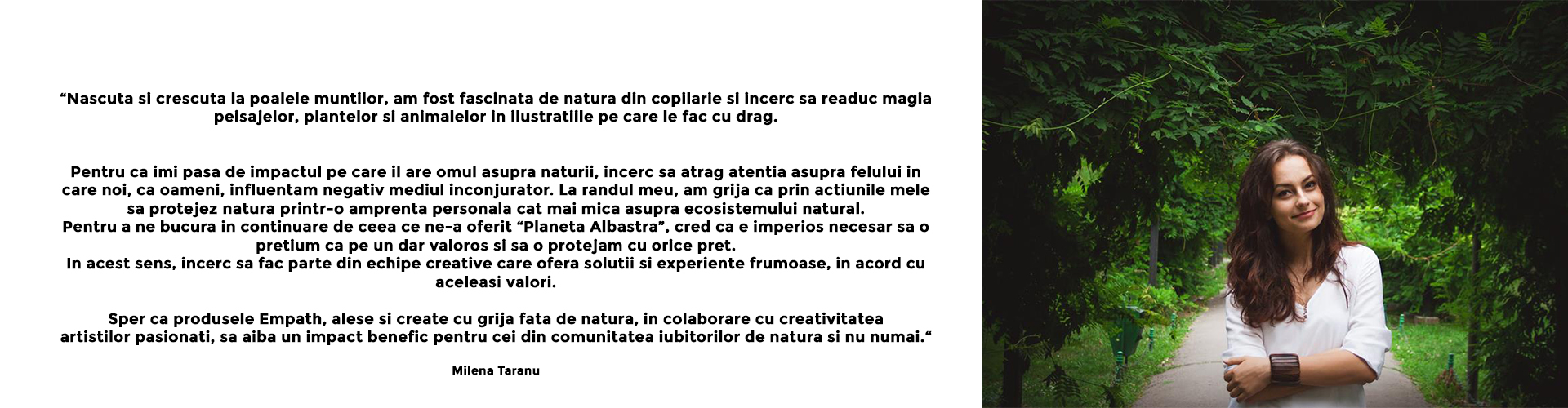 prezentare Milena