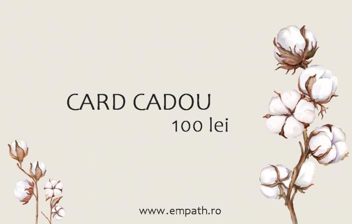 Card Cadou - 100lei 0