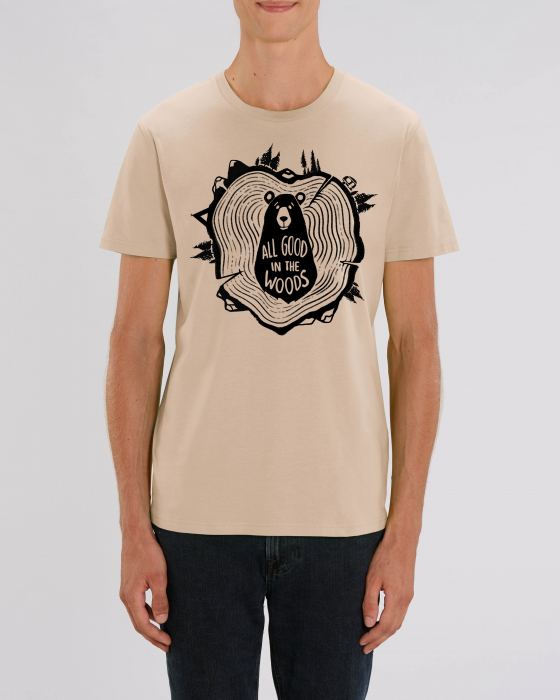 Tricou Unisex - All good in the woods 8