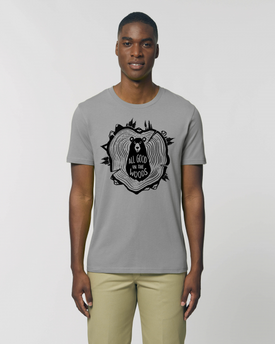 Tricou Unisex - All good in the woods 2