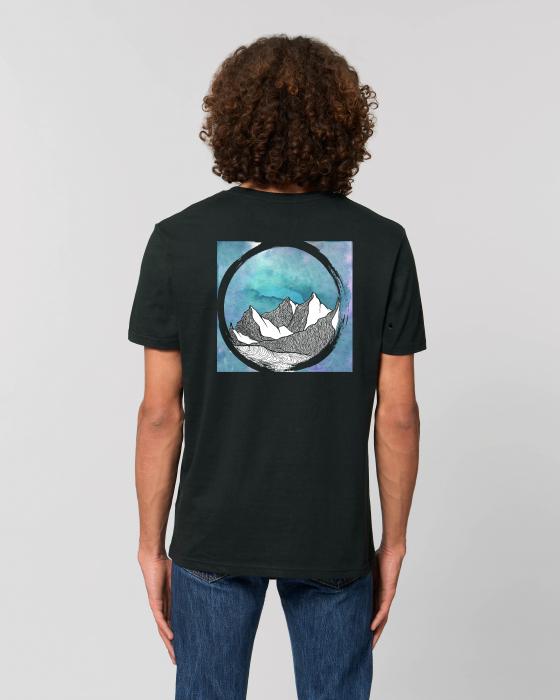 Tricou Unisex - A little piece of Earth 1