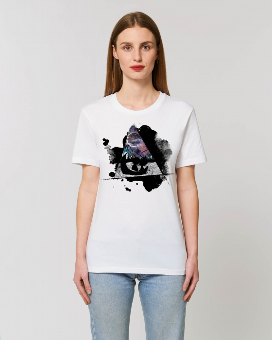 Tricou Unisex - I see the stars into your eyes 2