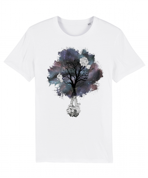 Tricou Unisex - Everything is connected 0