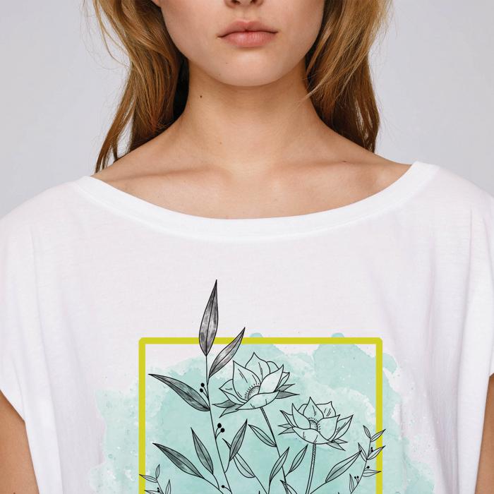 Be Kind - tricou dama oversized [1]