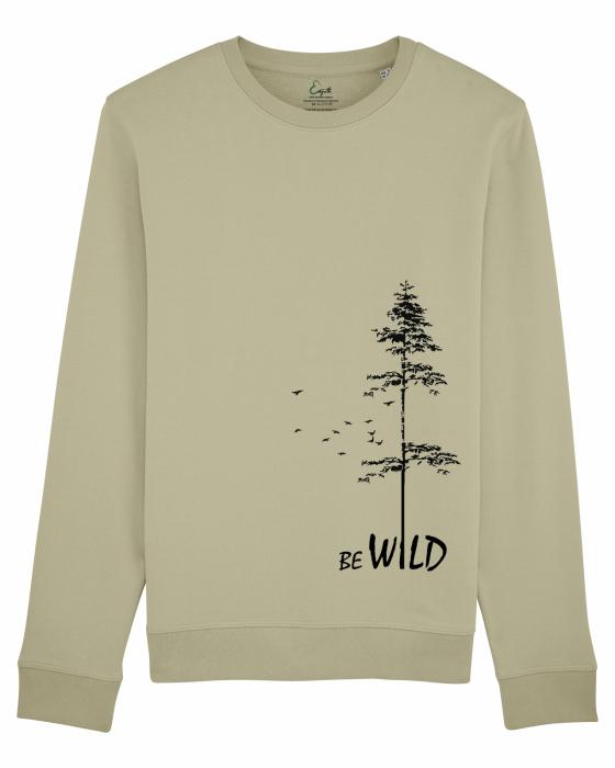 Bluza unisex Be Wild 1