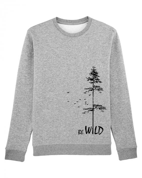 Bluza unisex Be Wild 3
