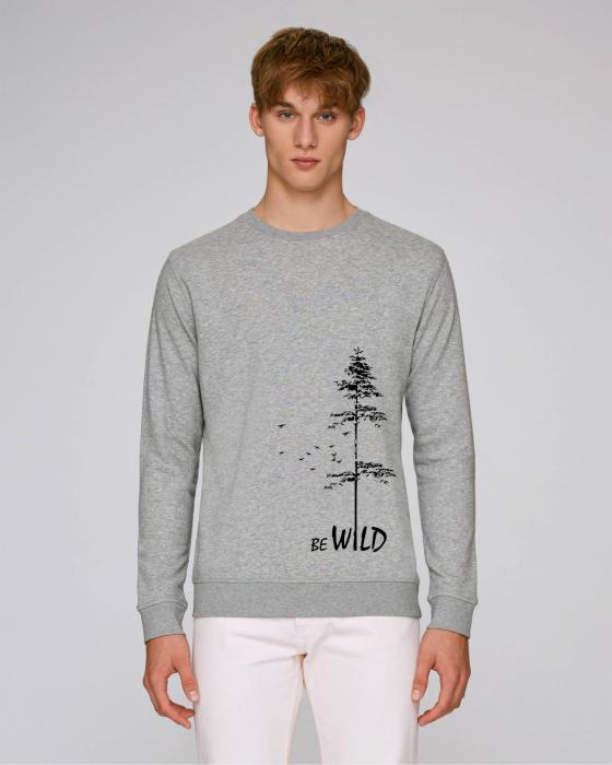 Bluza unisex Be Wild 4