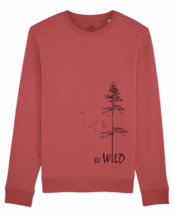 Bluza unisex Be Wild [1]