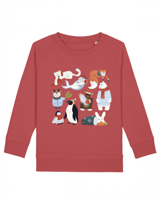 Bluza copii Animalute 1