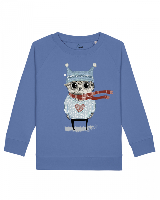 Bluza copii Bufnita 3