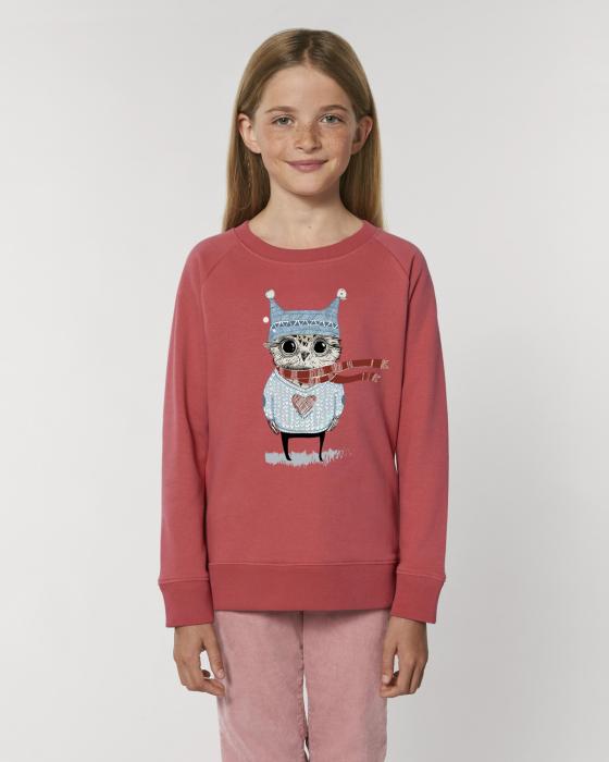 Bluza copii Bufnita 0